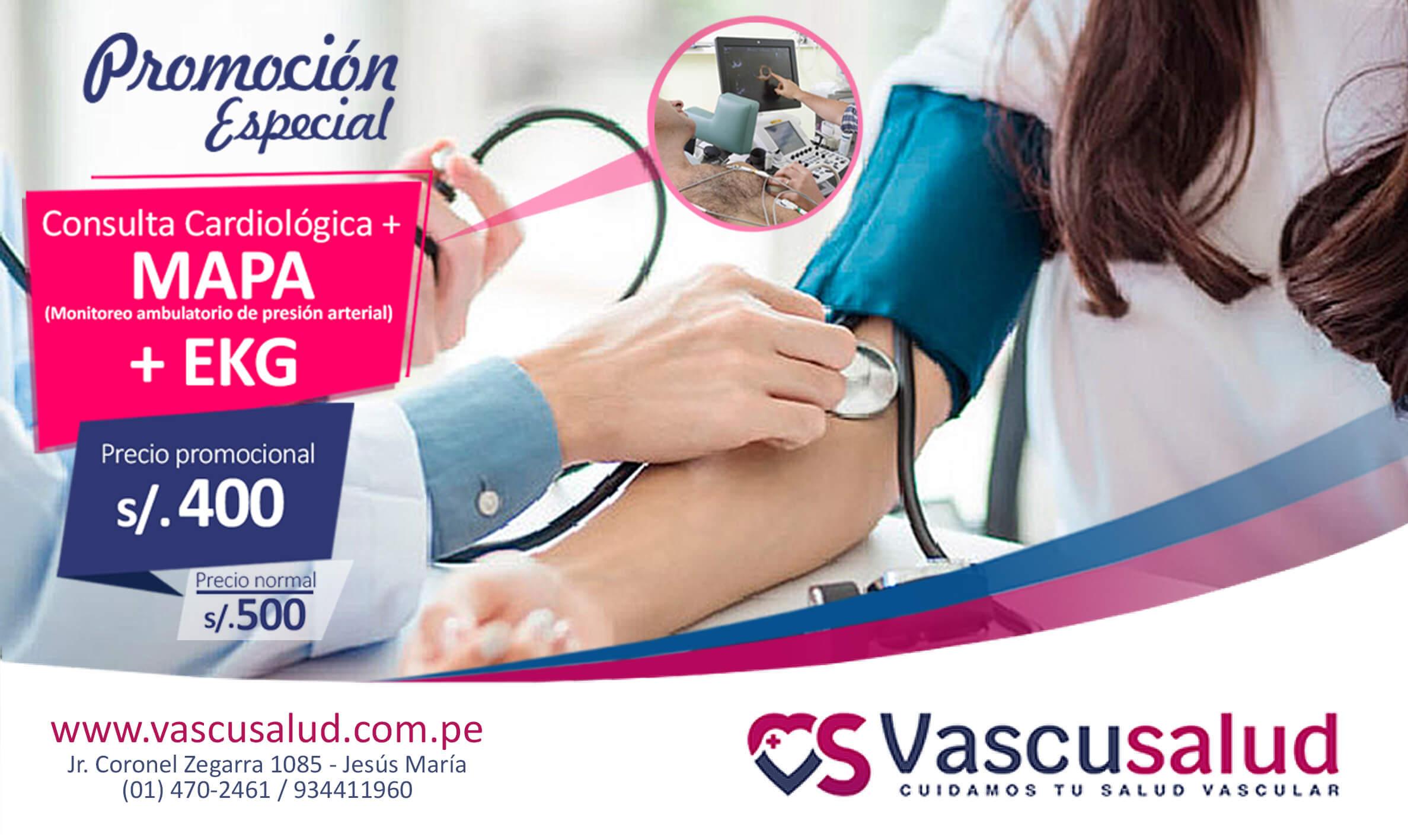 Promoción Consulta Cardiológica